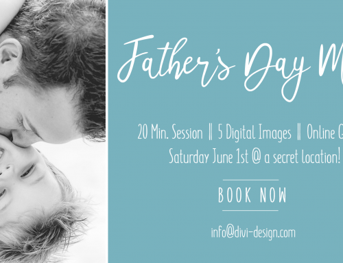 Father's Day Mini Session